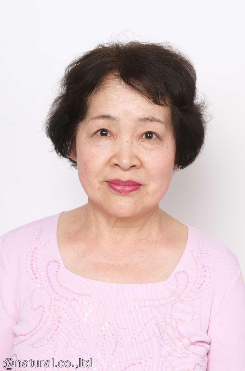 60代女性くせ毛の自毛