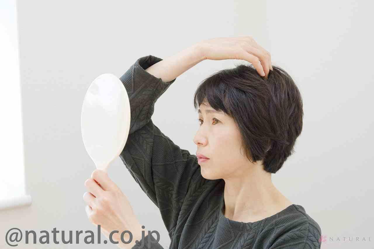 初期の円形脱毛症用のヘアピース2種(通販)